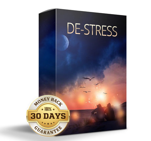 De-Stress: Calm your mind of worries and rebuild a NEW YOU. (Subliminal Module)
