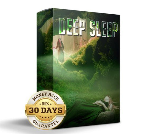 Deep Sleep: The Dreamer's Sleep Technique(Binaural Course)