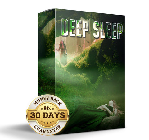 Deep Sleep: Exclusive Binaural Sleep Fixing Module
