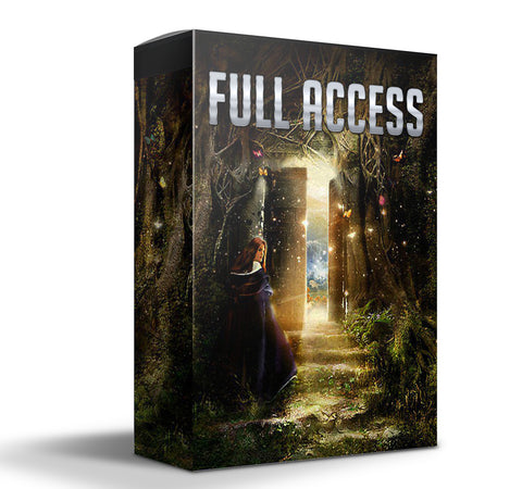[Limited Time Offer] Full Access All 10 Binaural & Subliminal Modules