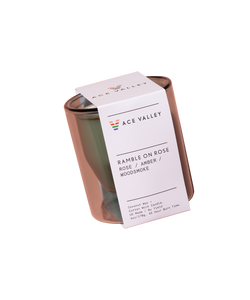 Ace Valley x Yield Design Candle
