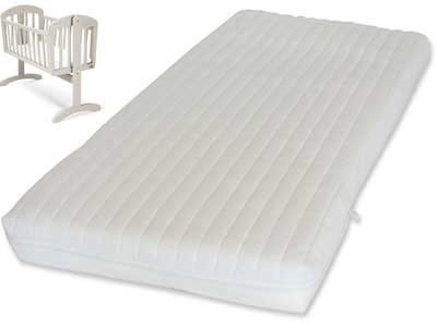 NightyNIte® baby mattress in foam, springs or lambswool