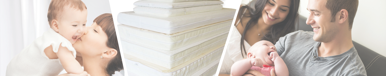 Baby Mattress Specialists - Designing. manufacturing and retailing  top quality Moses crib and cot mattresses for over 20 years.  Huge selection, most sizes using the very best components.  Safer, Comfortable Durable, hygienic, Waterproof and more