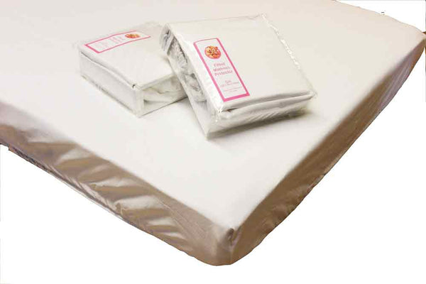 TWO for £19.99 Cot Bed Mattress Waterproof  Protector Buy One Get One Free - Cot Mattress Company