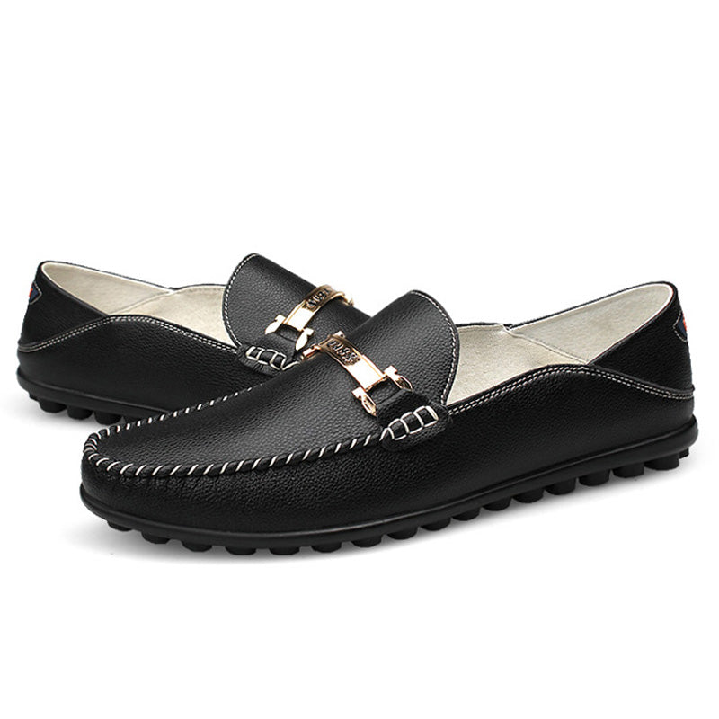 Loafers 1395 In Black