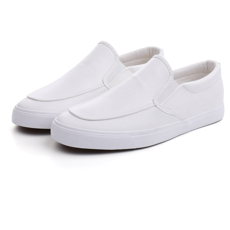 Fashion Loafers In White