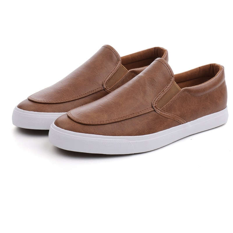 Fashion Loafers In Brown