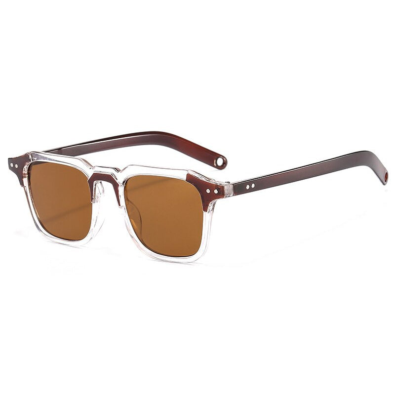 Ocean Lens Sunglasses In Brown