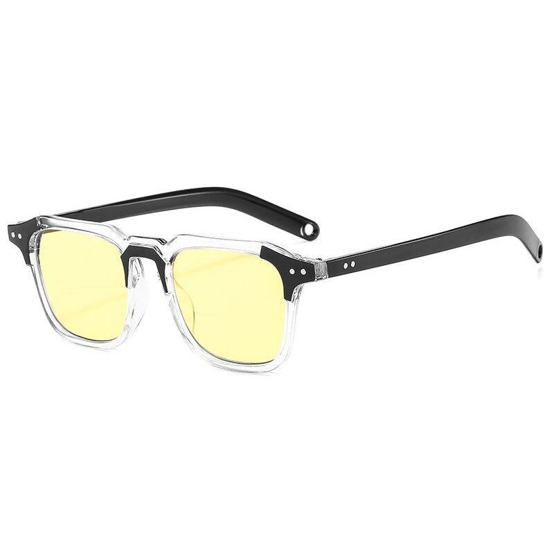 Ocean Lens Sunglasses In Yellow