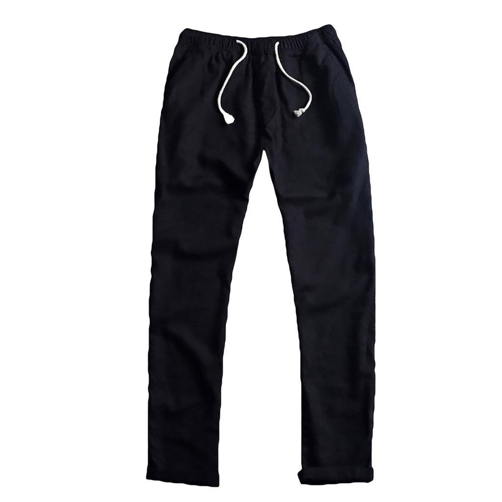 Breathable Pants In Black
