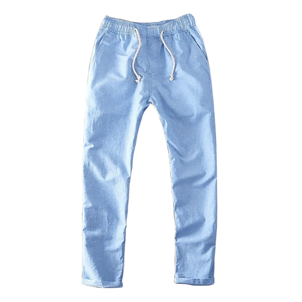 Breathable Pants In Blue