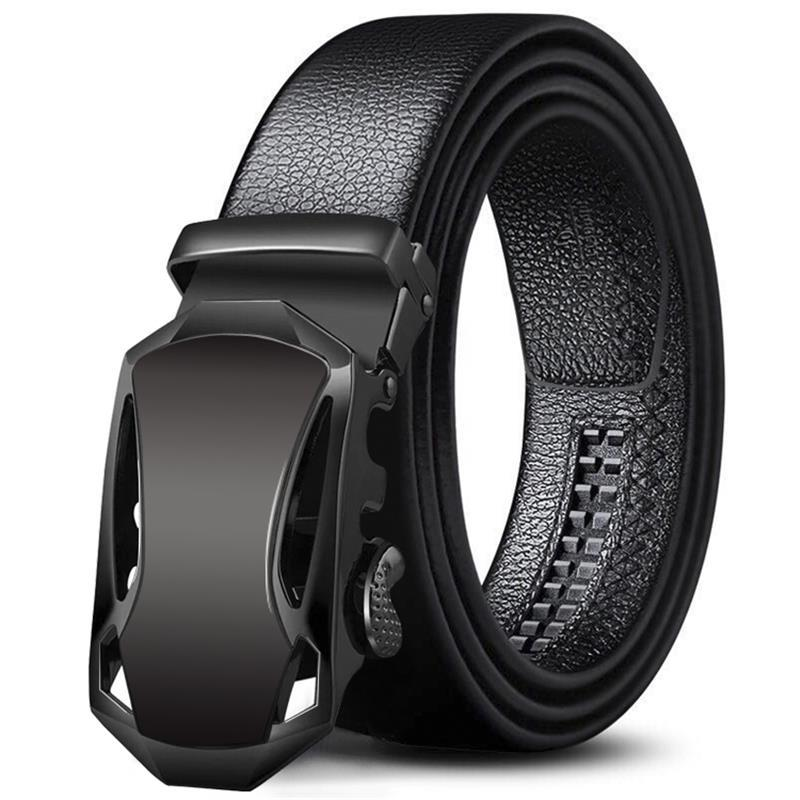 Luxury Automatic Belt In Black