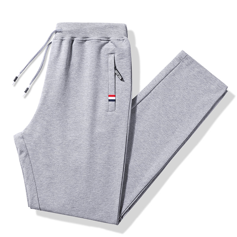 Tracksuit Pants In Light Gray