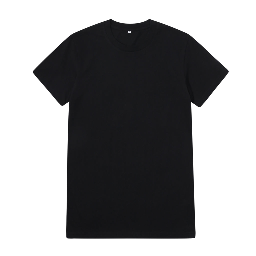 Casual T-Shirt In Black