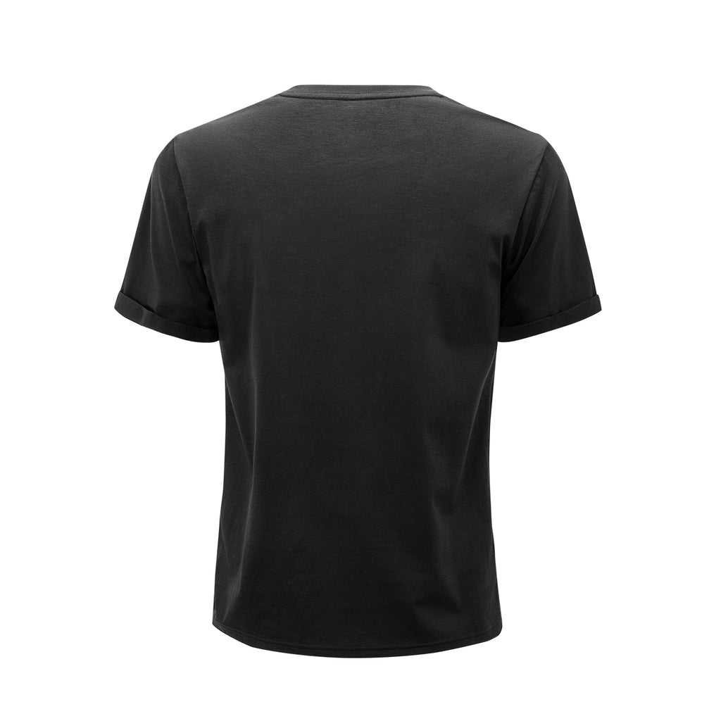 Tencel T-Shirt In Black