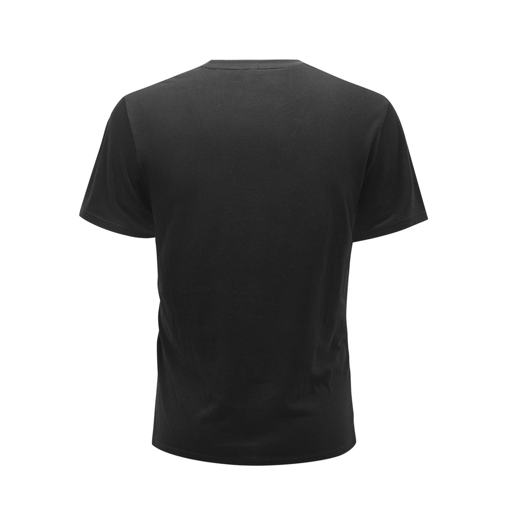 Bamboo T-Shirt In Black