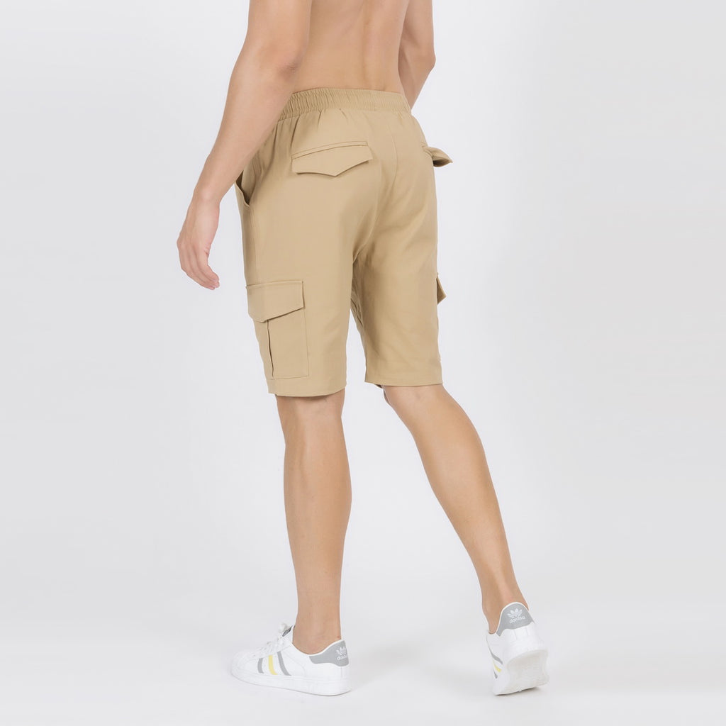 Baldo Shorts In Khaki