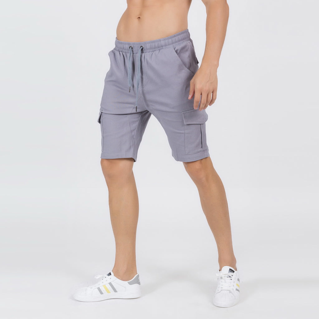 Baldo Shorts In Gray