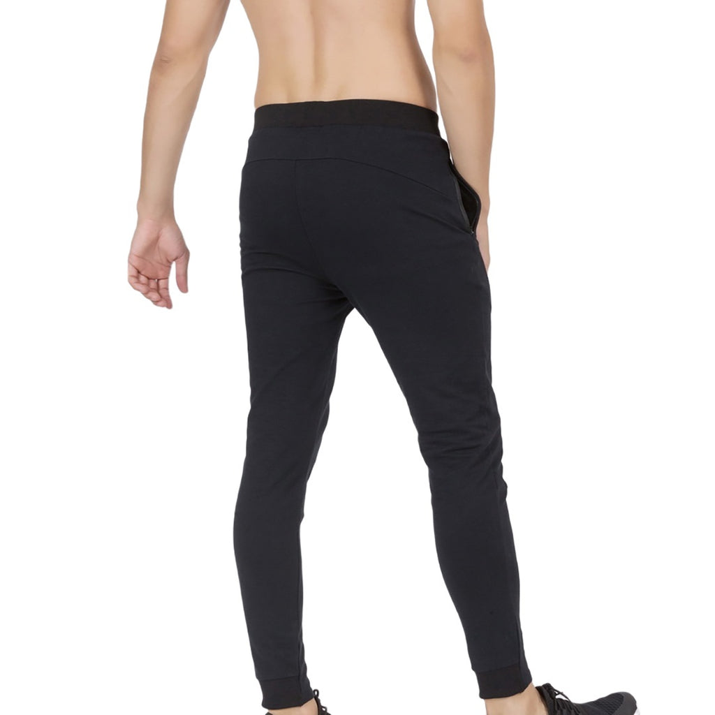 Basic Gym Joggers In Black