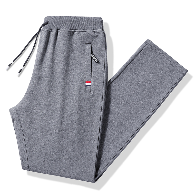 Tracksuit Pants In Dark Gray