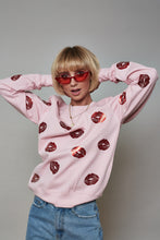 Load image into Gallery viewer, Kissing Lips Sweatshirts