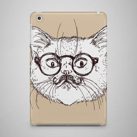 Capa para iPad Cat Face