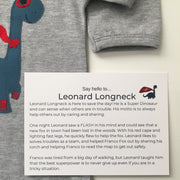 Leonard Longneck Long Sleeve Top