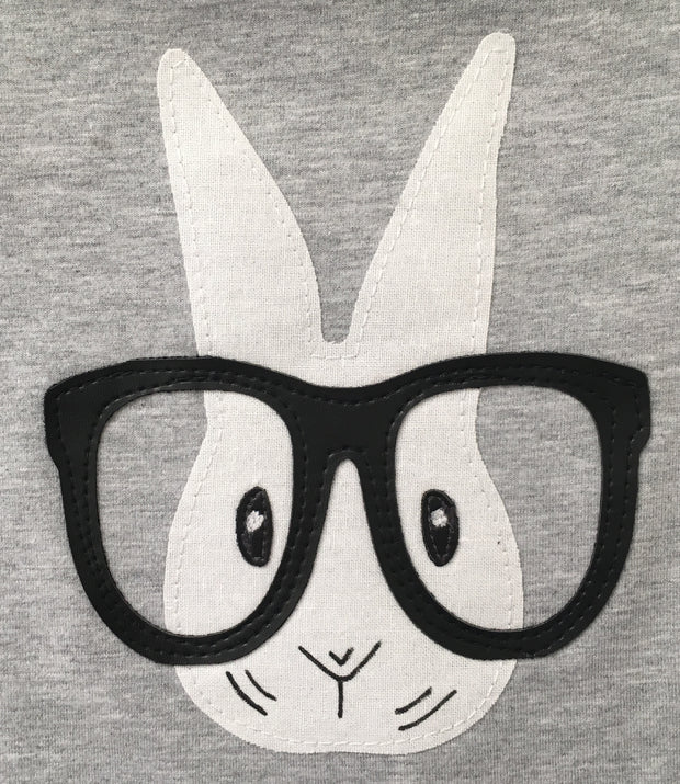 Ronnie Rabbit Long Sleeve Top