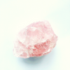 OPAL + SAGE - RAW CRYSTALS | ROSE QUARTZ