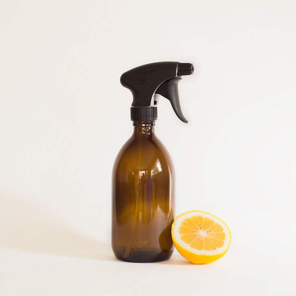 AMBER GLASS - SPRAY BOTTLE | 500ML