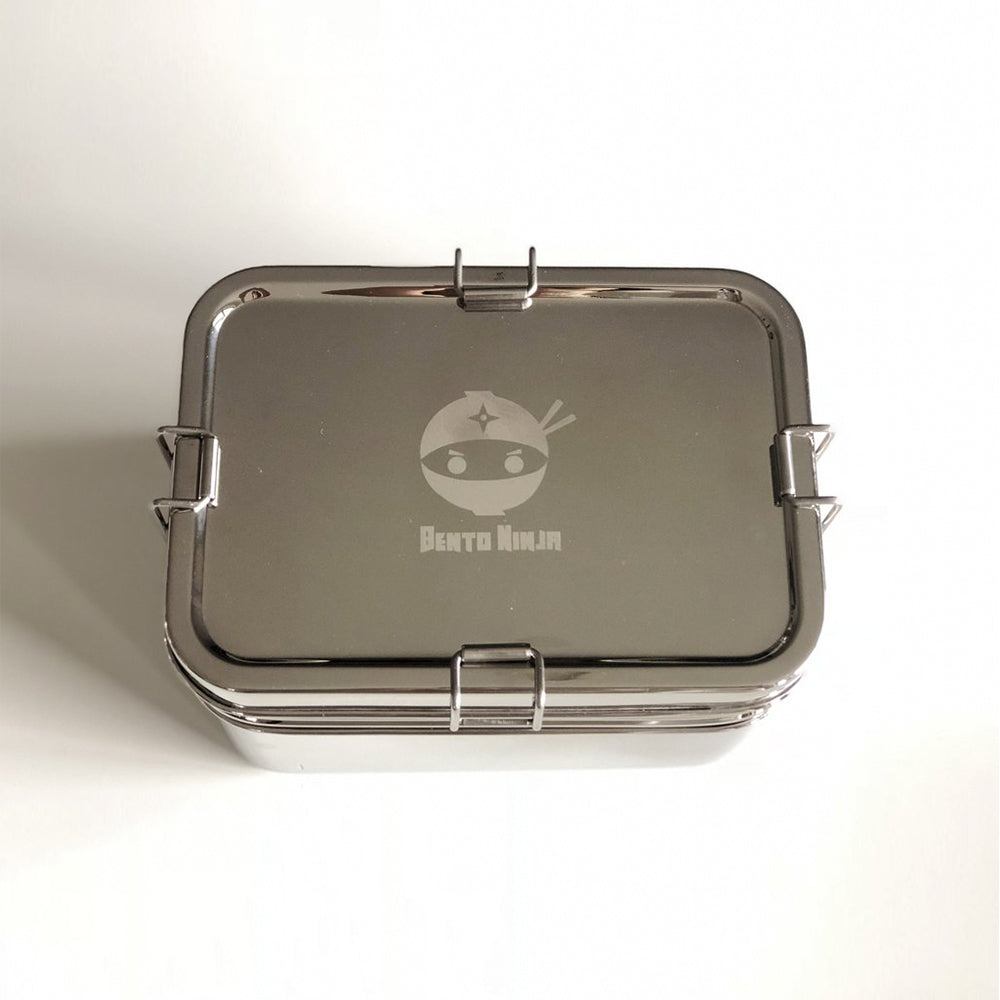 STAINLESS STEEL LUNCHBOX SYSTEM