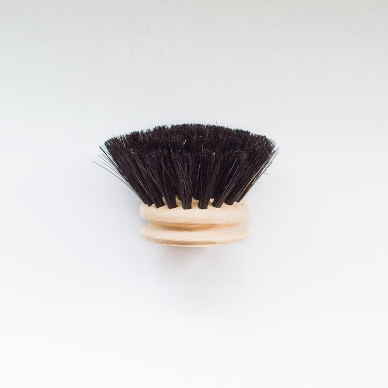 DISHY - REPLACEMENT BRUSH HEAD 50MM BLACK
