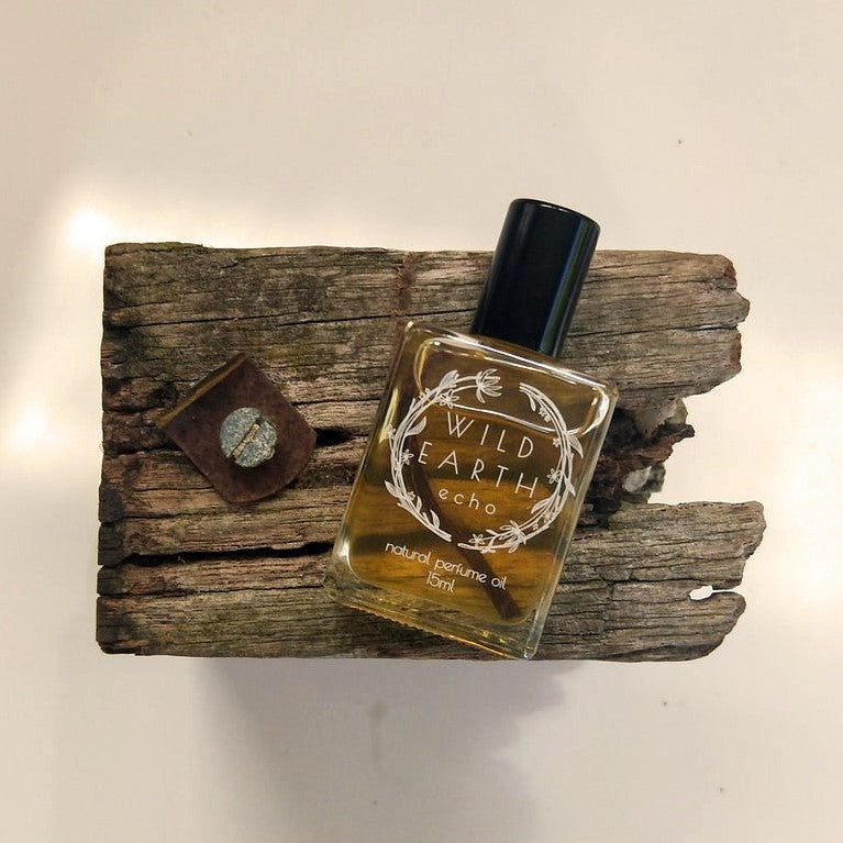 WILD EARTH NATURAL PERFUME - ECHO | 15ML