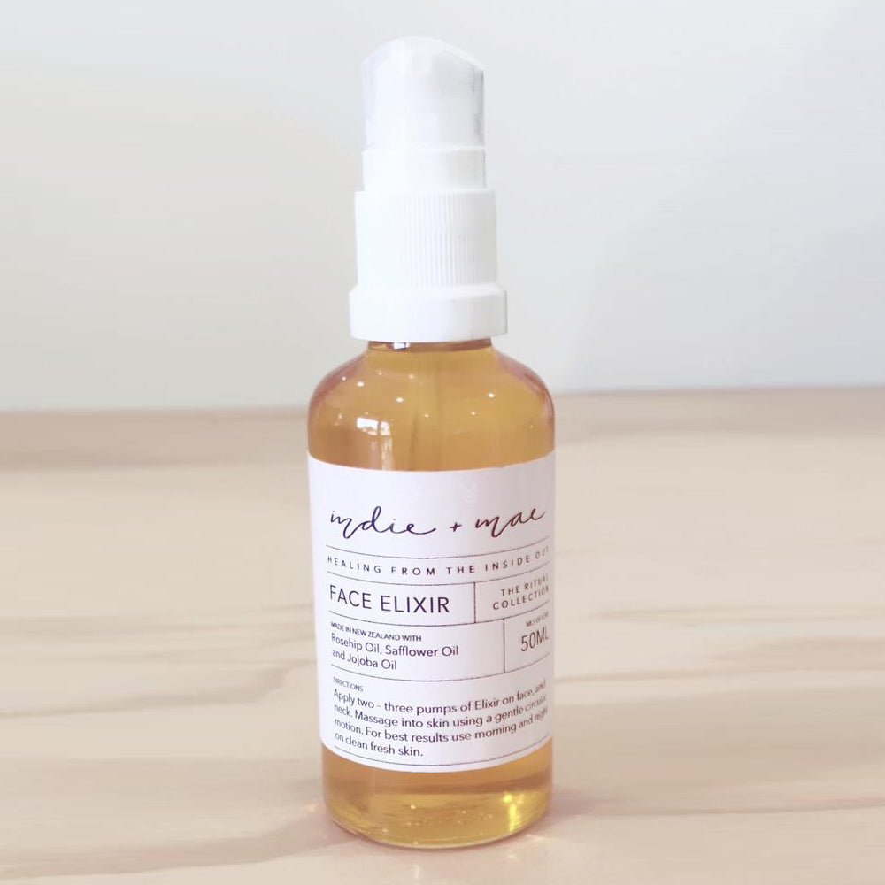 INDIE AND MAE - FACE ELIXIR | 50ML