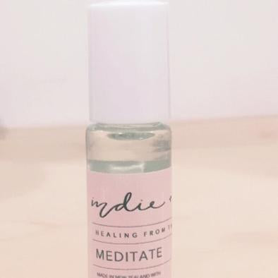 INDIE AND MAE - MEDITATE ROLLER BLEND | 10ML