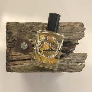 WILD EARTH NATURAL PERFUME - MUSE | 15ML