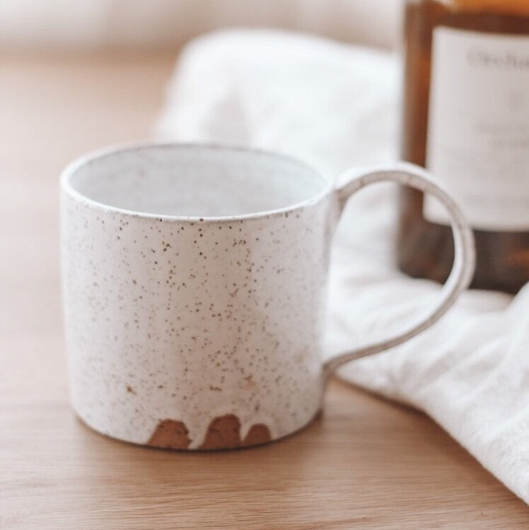 CERAMIC MUG | SPECKLED