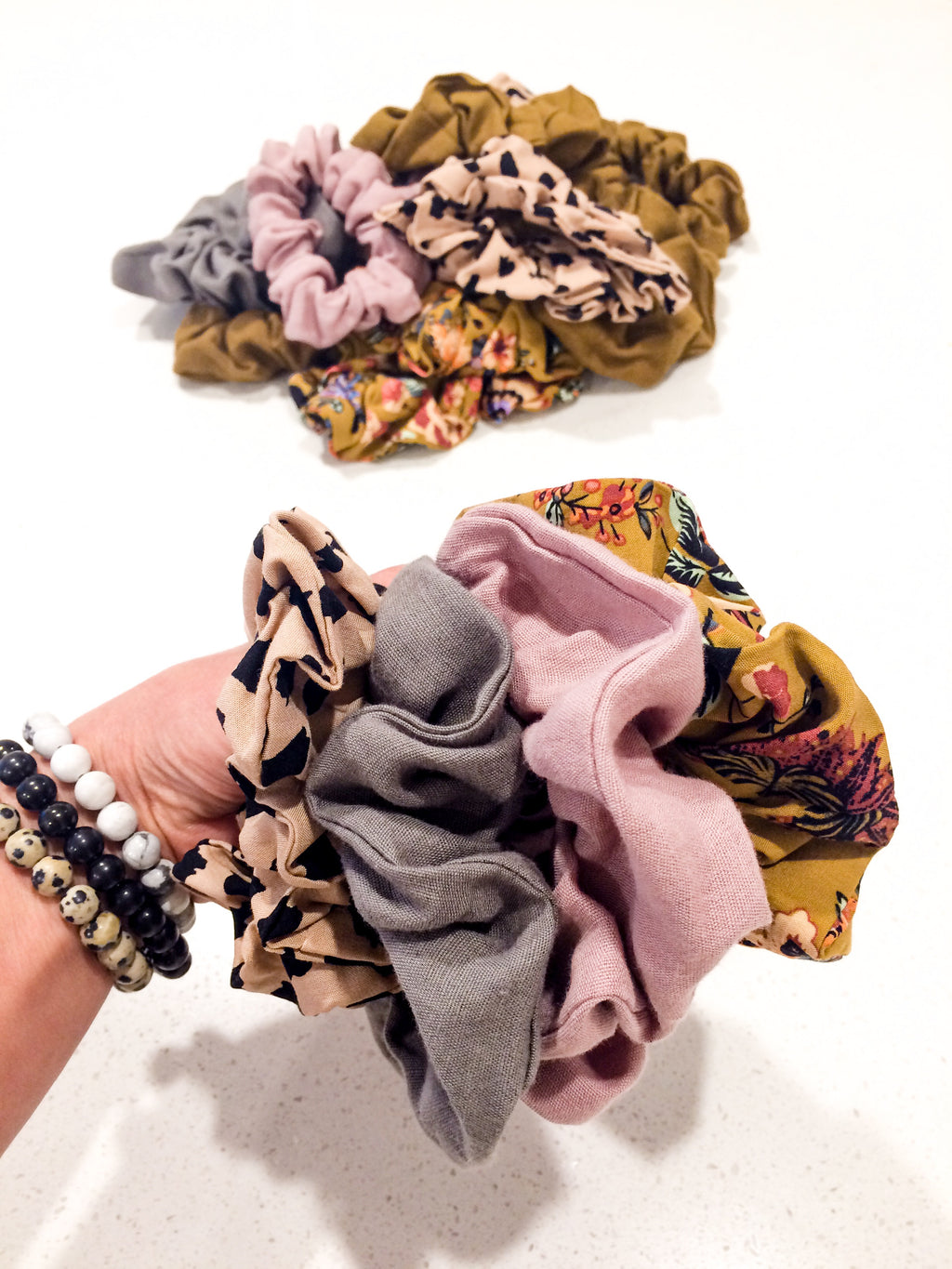HAIR SCRUNCHIE | FLORAL