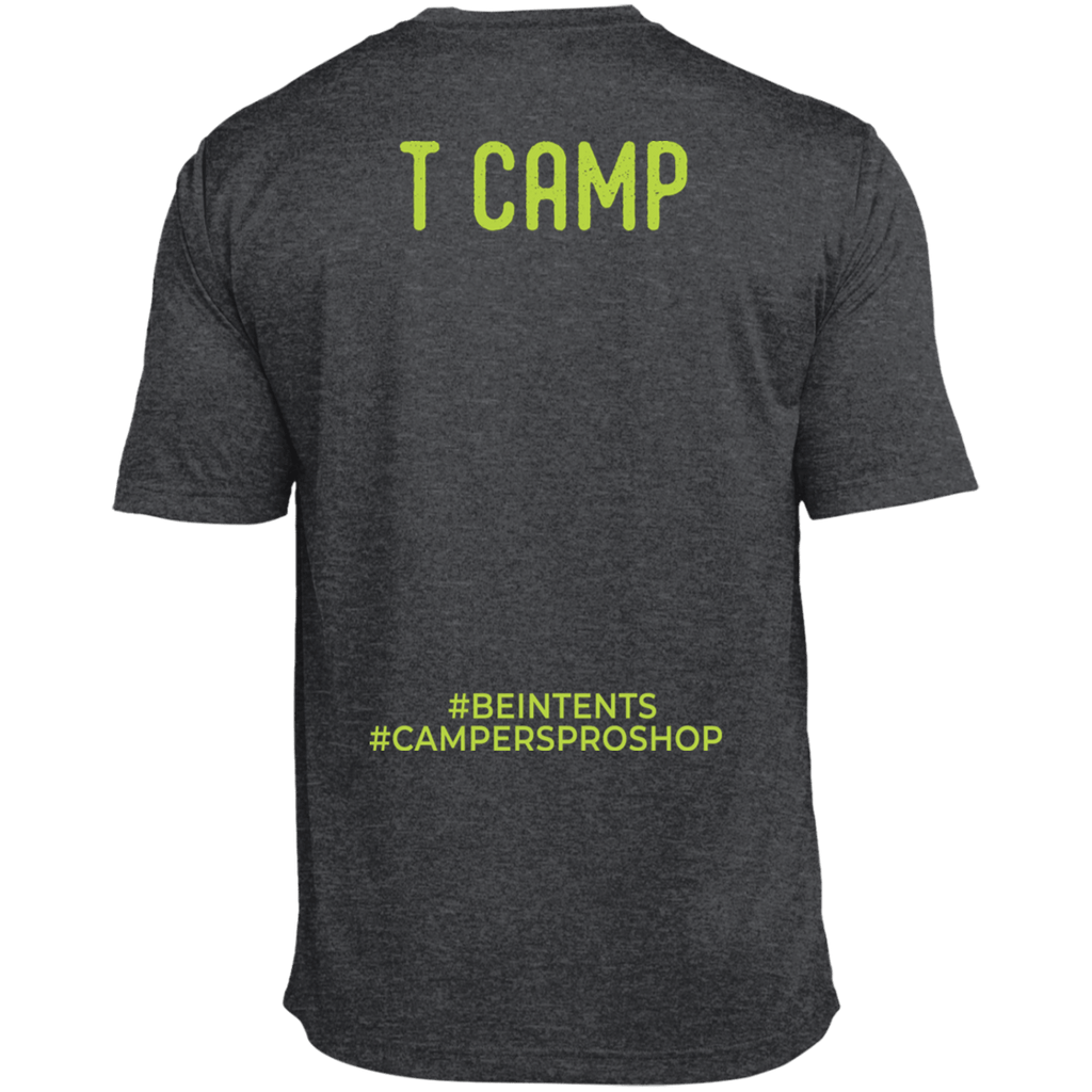T CAMP - Gray Camper's ProShop