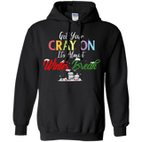 Get Your Cray On It's Almost Winter Break Christmas Hoodie