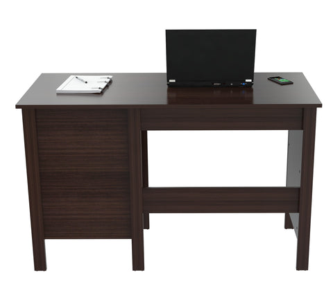 Writing Desk with 3 Drawers - Melamine /Engineered wood