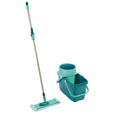 Clean Twist XL Rectangular Mop/sweeper Set With MOP and Spin Bucket - Harvey & Haley  - 1