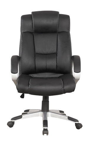 Presidentential Washington Office Chair in Black