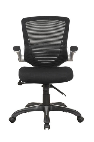 Ergonomic Walden Office Chair in Black Mesh