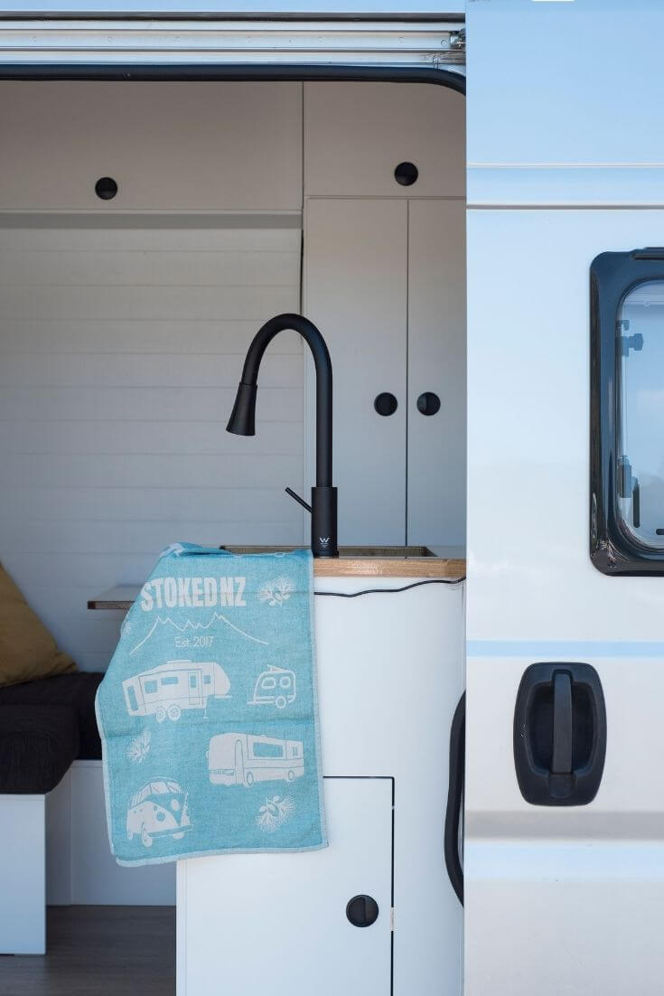 Megan Mini Towel - Motorhome