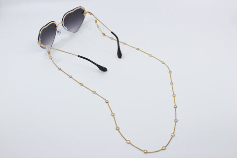 Diamonds By the Yard Sunglass Chain