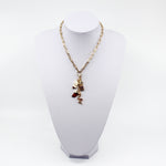 Becker Charm Necklace