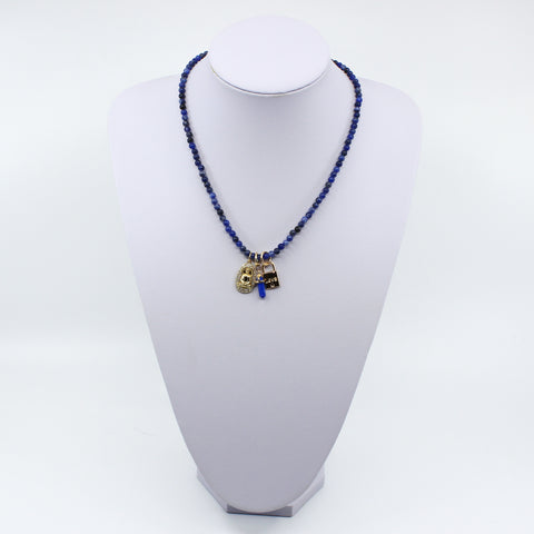 Monday Blues Necklace