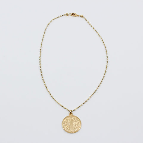 Benedict Coin Necklace