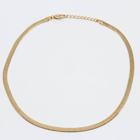 Disco Gold Choker